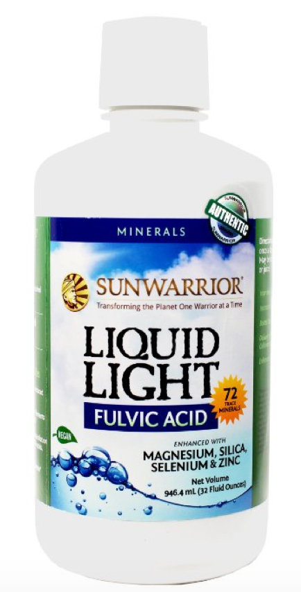 Best liquid mineral supplement