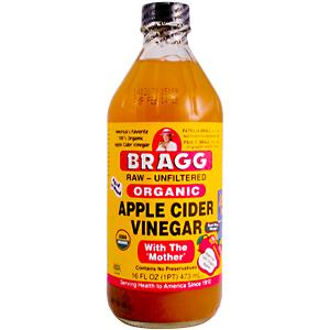 The best Apple Cider Vinegar