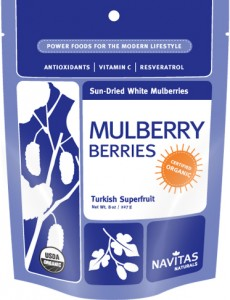 The best mulberries