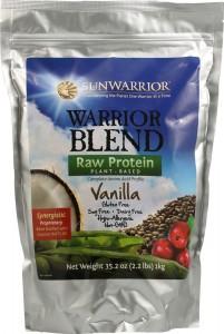 Sunwarrior Warrior Blend Vanilla