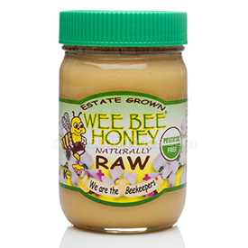 The best raw honey