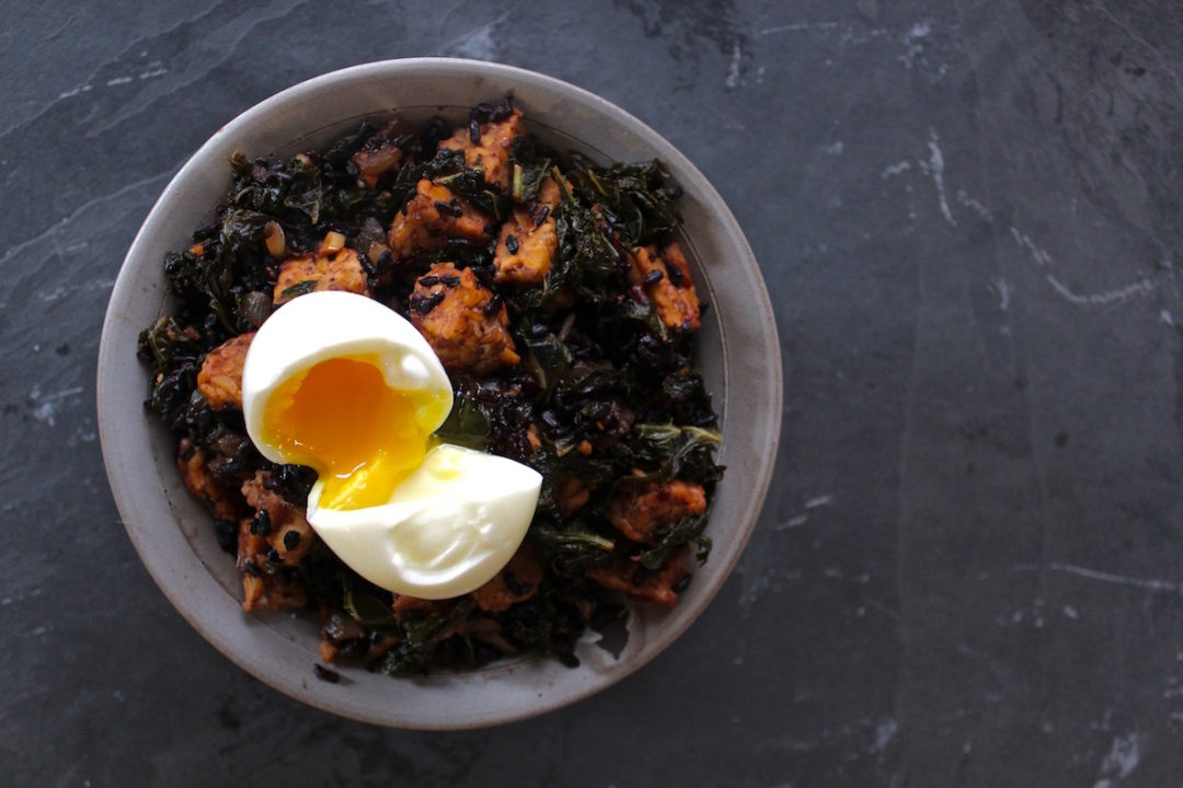 asian-black-rice-kale-and-tempeh-bowl
