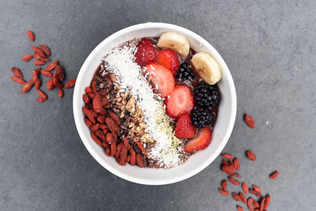 chia superfood bowl