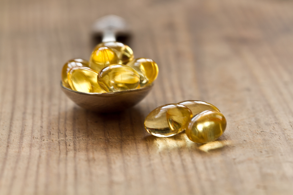 fish oil for period cramps pms