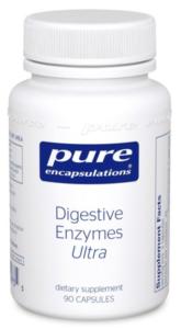 digestive enzymes poo