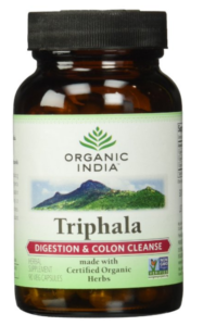 triphala constipation