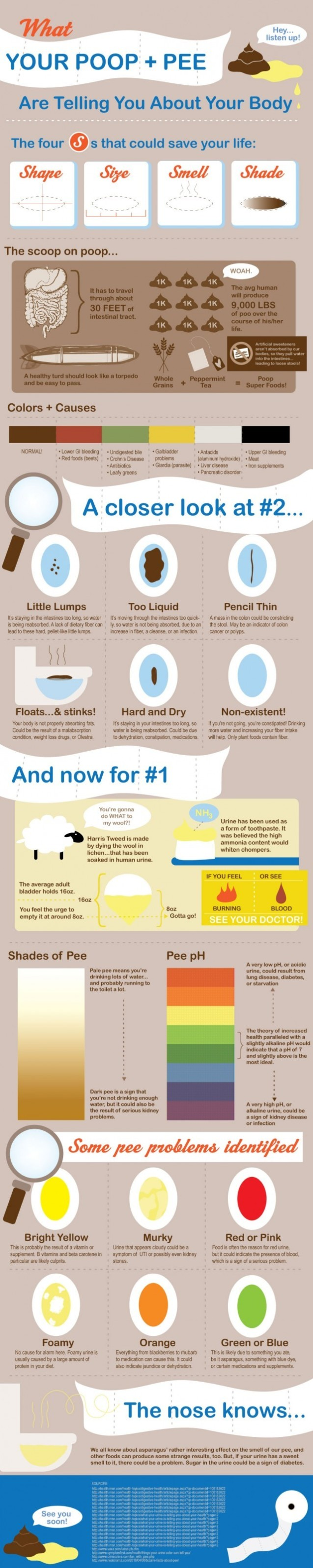 What your poo is telling you