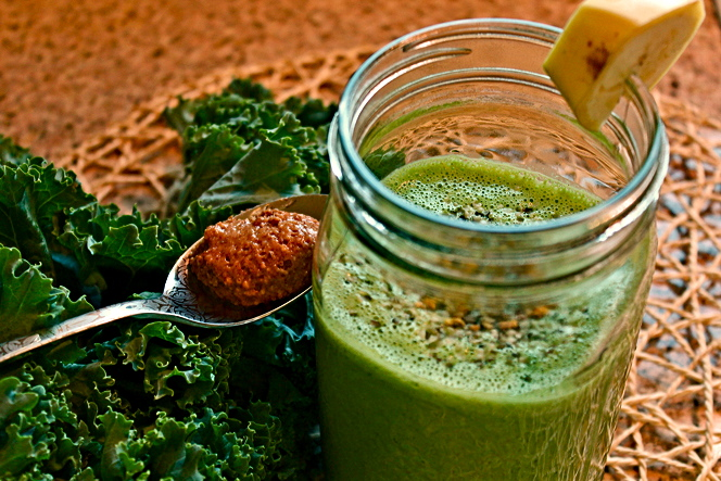 Killer Kale Smoothie