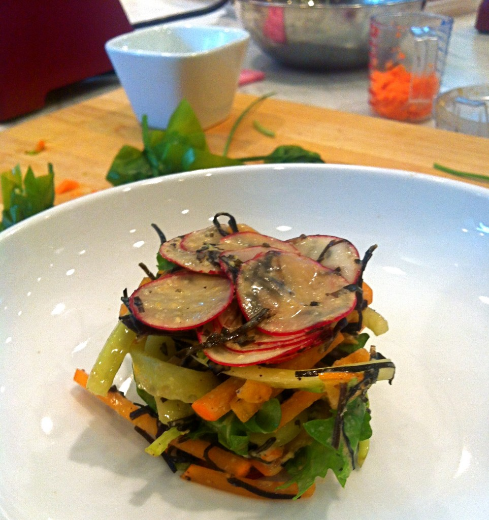 Chipotle Kale Salad: My Weekend Intensive at Matthew Kenney Culinary ...