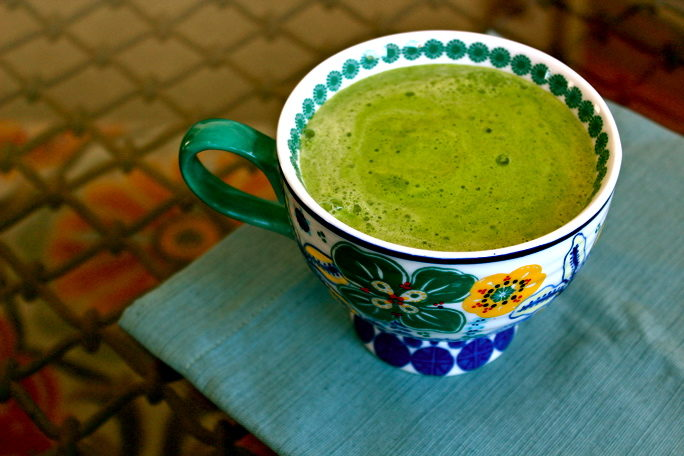 Is Green Juice the New Latte?