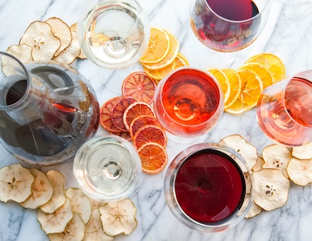 Wine and Fruit Pairings!