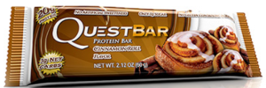 Quest Bars healthy