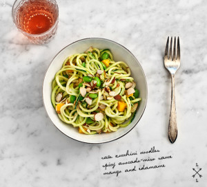 Zucchini Noodles by Love and Lemons