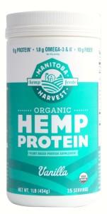 Manitoba Hemp Protein