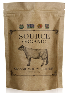 Source Organic Whey