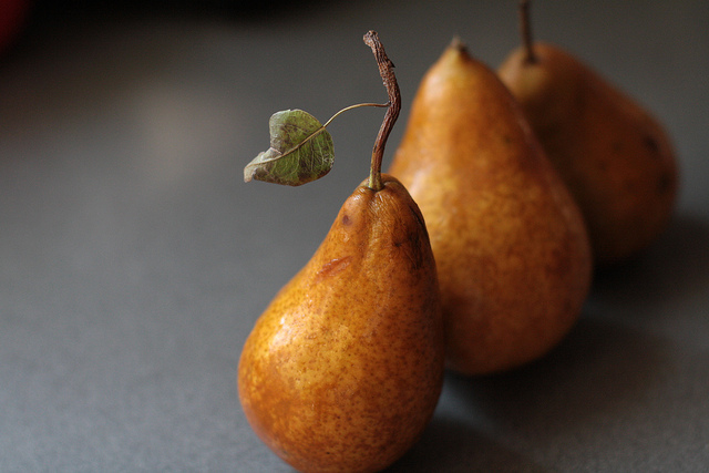 The Health Benefits of Pears