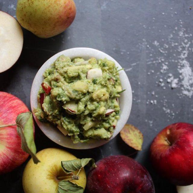 This is it! Chipotle Apple Guacamole to fulfill all yourhellip