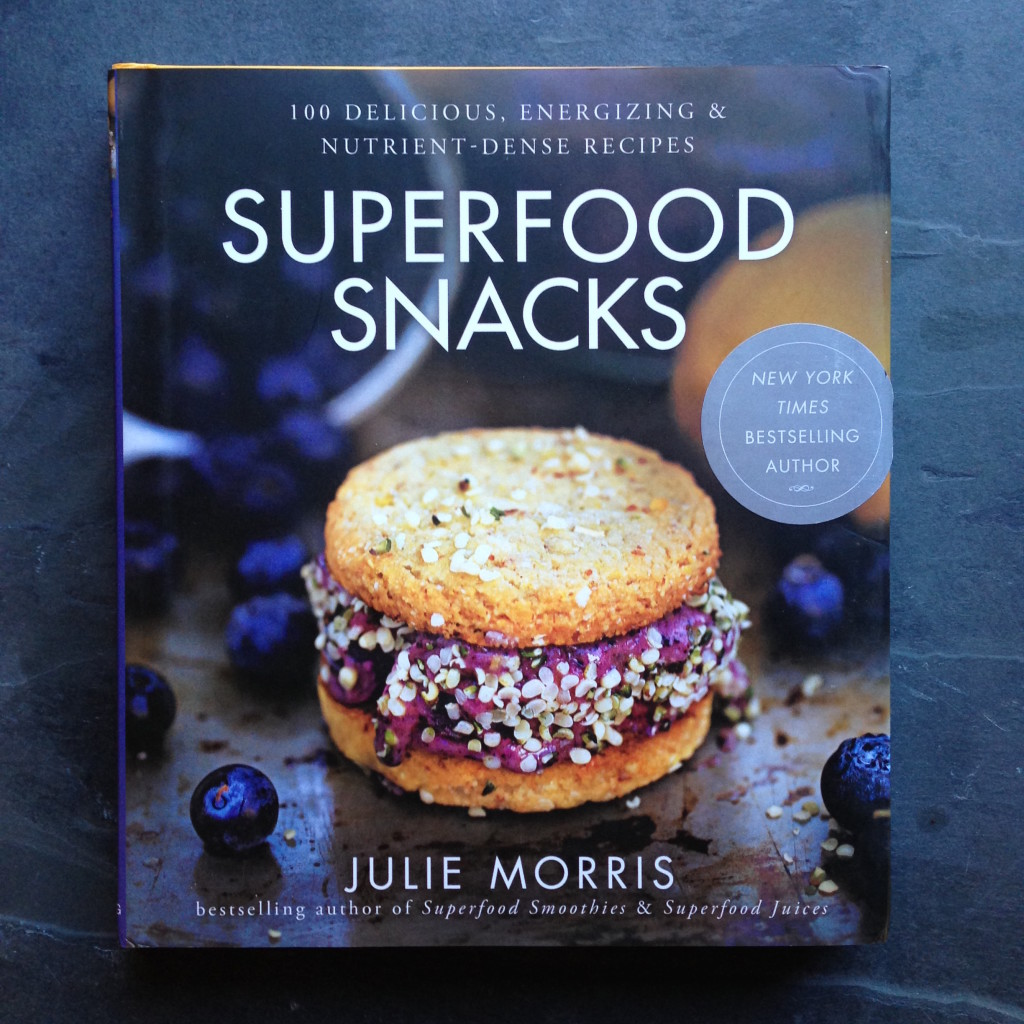 Superfood Snacks Cover Morris