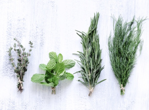 Herbs for PCOS