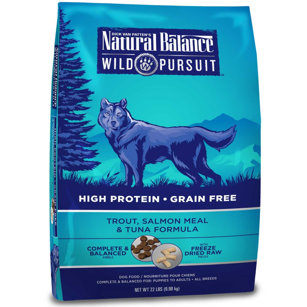 The best natural dog food Natural Balance