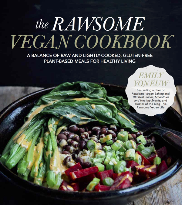 This Rawsome Vegan Cookbook