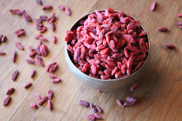 best cancer diet goji