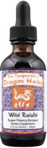 Wild reishi dragon herbs
