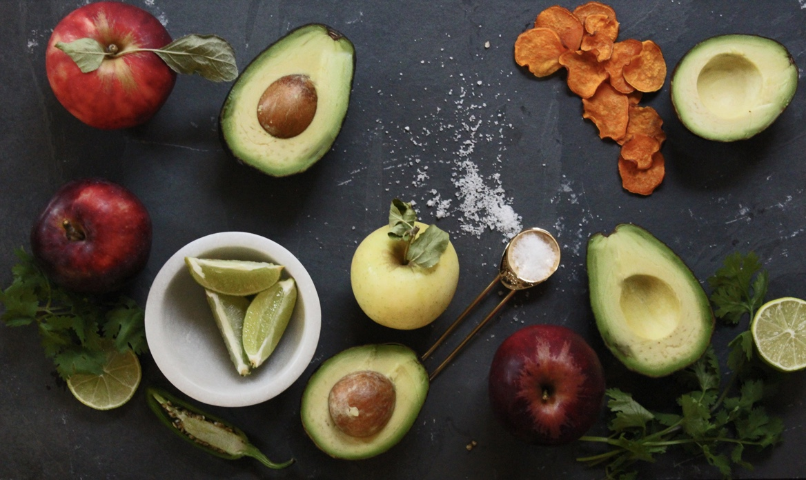 Chipotle apple guacamole recipe love and lemons