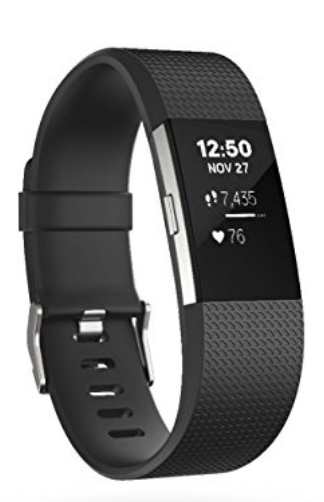 gift ideas health conscious fitbit heart rate monitor