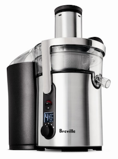 gift ideas health conscious breville juicer