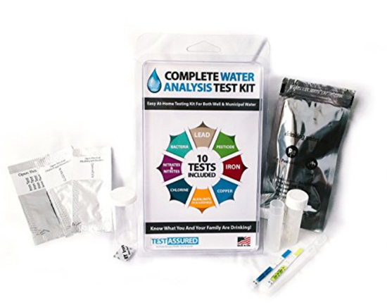 best-at-home-water-test-kit
