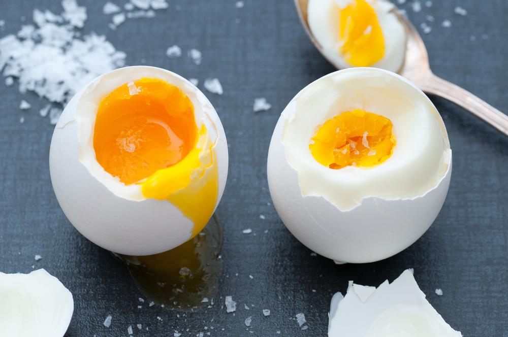 best snack post pregnancy egg